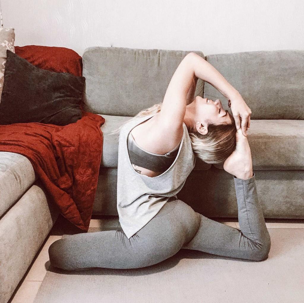 Anette Morgan Yoga Home Yogi 2 copy