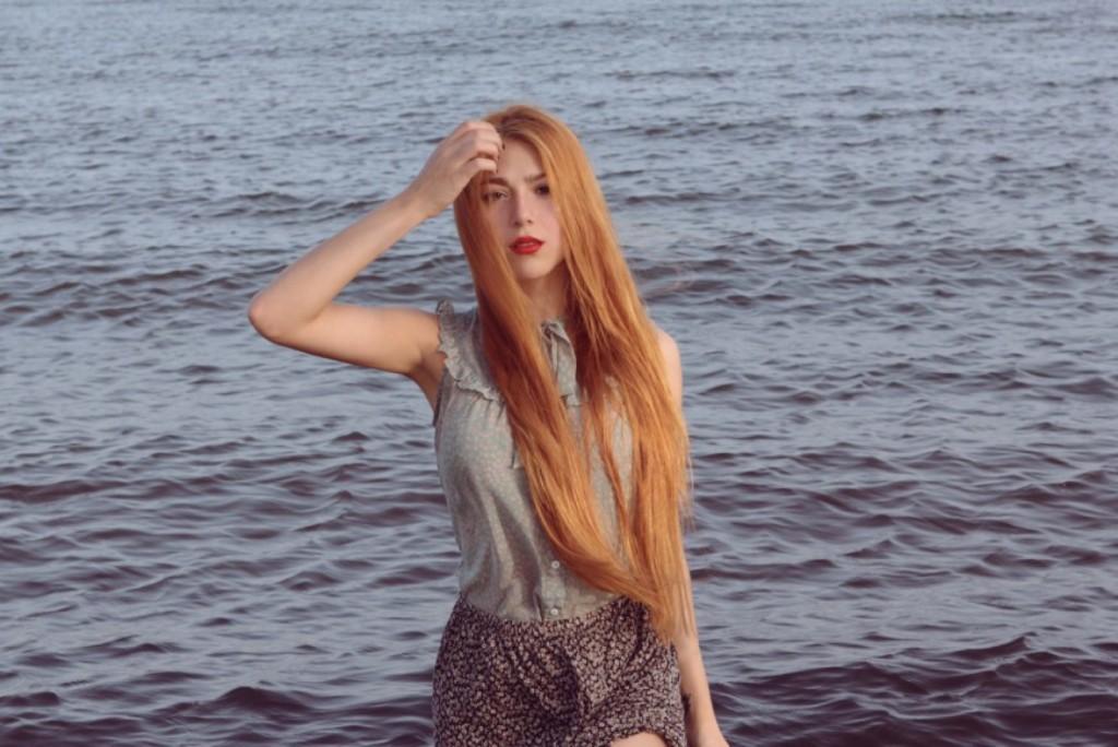Anette Morgan Mexican Blogger Riviera Maya Playa Hacienda Tres Rios Mermaid