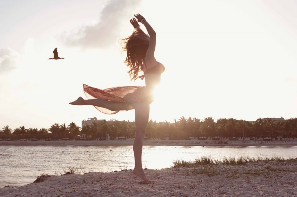 Anette Morgan Riviera Maya Playa Hacienda Tres Rios Dancer Mexican Blogger