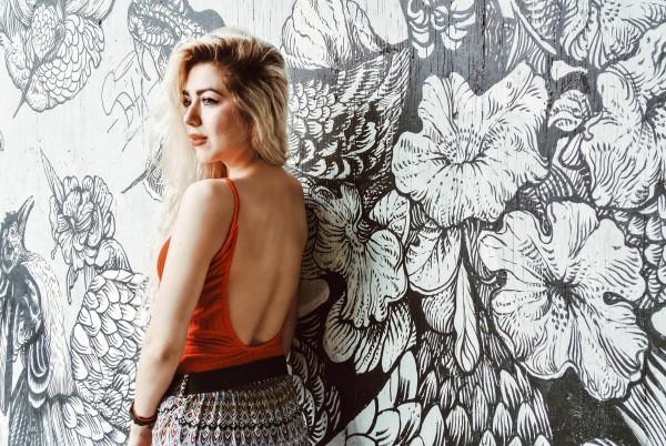 Anette Morgan Vegan Blogger Mexicana