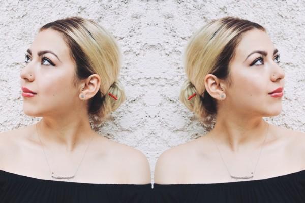 Anette Morgan Vegan Mexican Blogger and Ere Perez Cosmetics