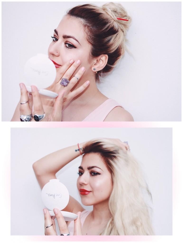 Anette Morgan Vegan Mexican Blogger and Ere Perez Cosmetics Beauty 4