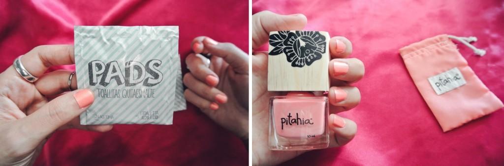 Anette Morgan Vegan Mexican Blogger PITAHIA nails summer 5
