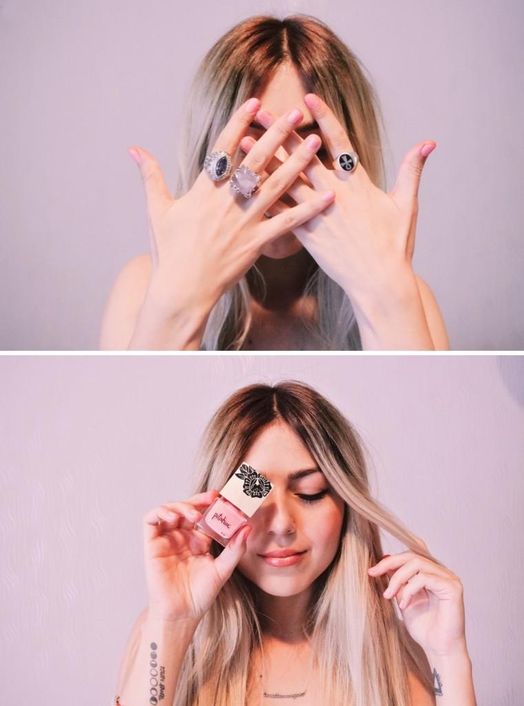 Anette Morgan Vegan Mexican Blogger PITAHIA nails summer 8