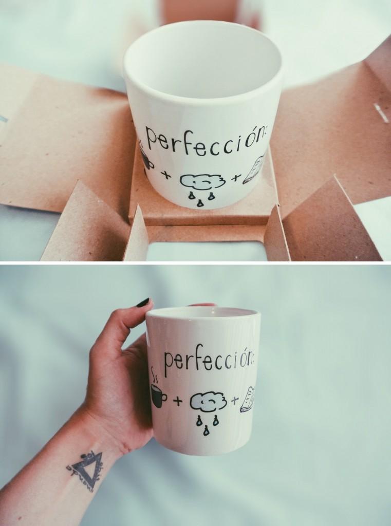 Anette Morgan Vegan Mexican Blogger Tikistui coffee mug 5