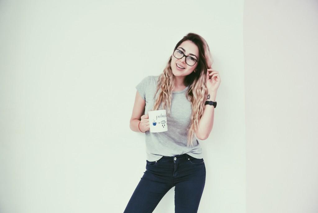 Anette Morgan Vegan Mexican Blogger Tikistui coffee mug