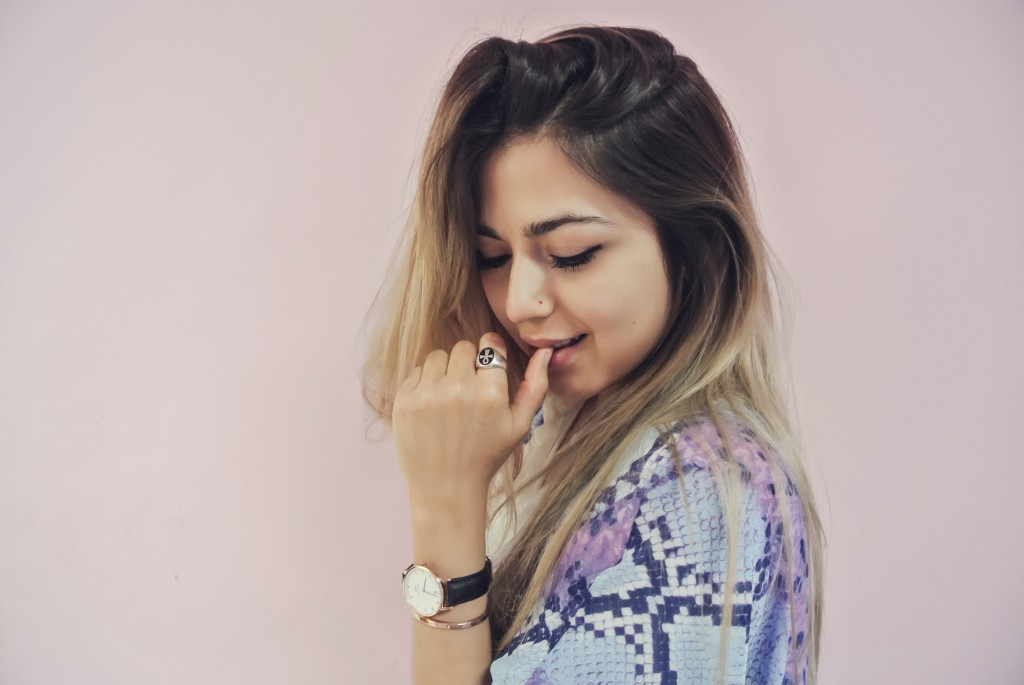 Anette Morgan Vegan Mexican Blogger Daniel Wellington