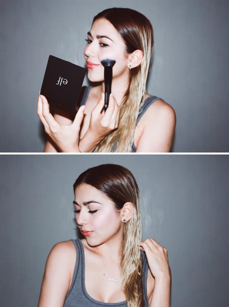 Anette Morgan Vegan Mexican Blogger elf cosmetics september 6
