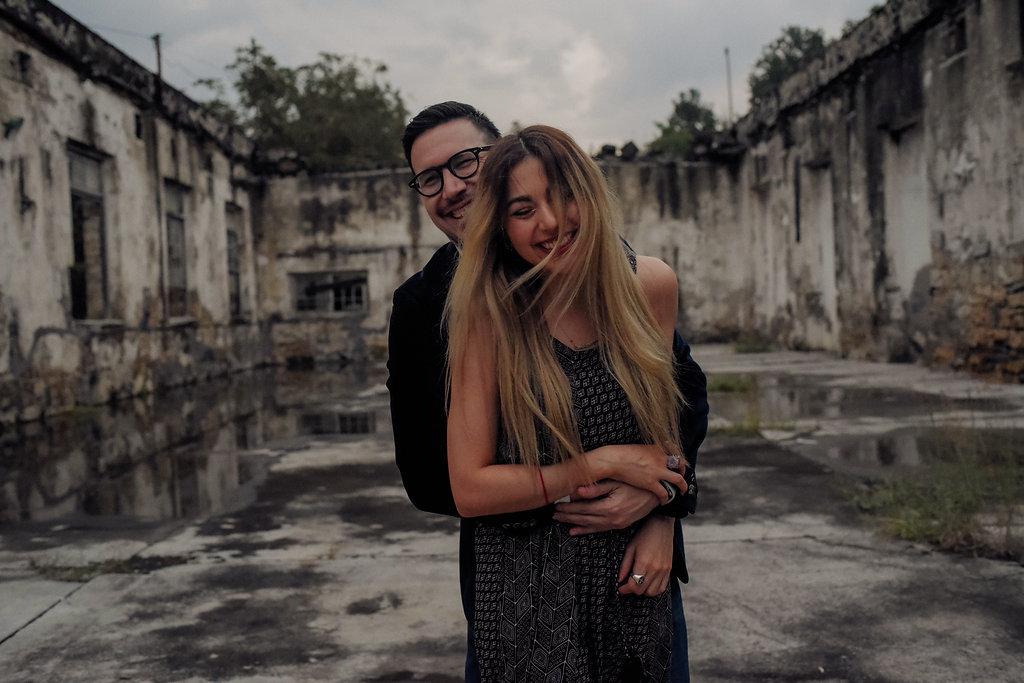 Anette Morgan y Sebastian by Olinka Jaimes , Vegan Mexican Blogger