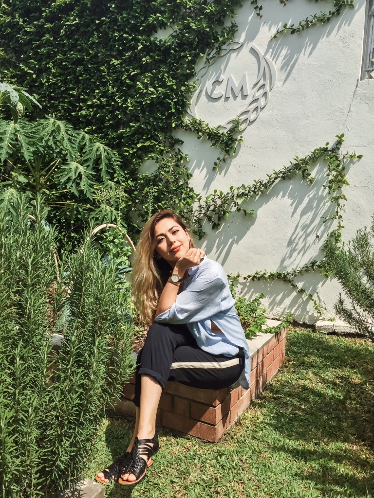Anette Morgan Vegan Mexican Blogger Casa Macro Brunch