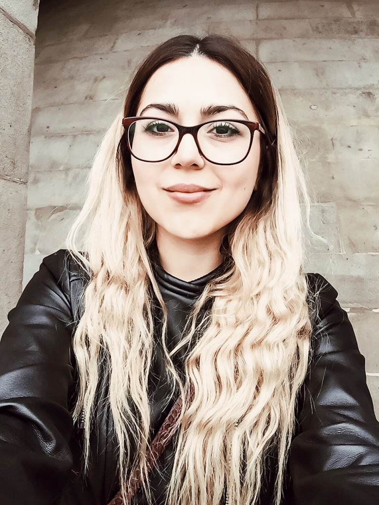 Anette Morgan Vegan Mexican Blogger CDMX
