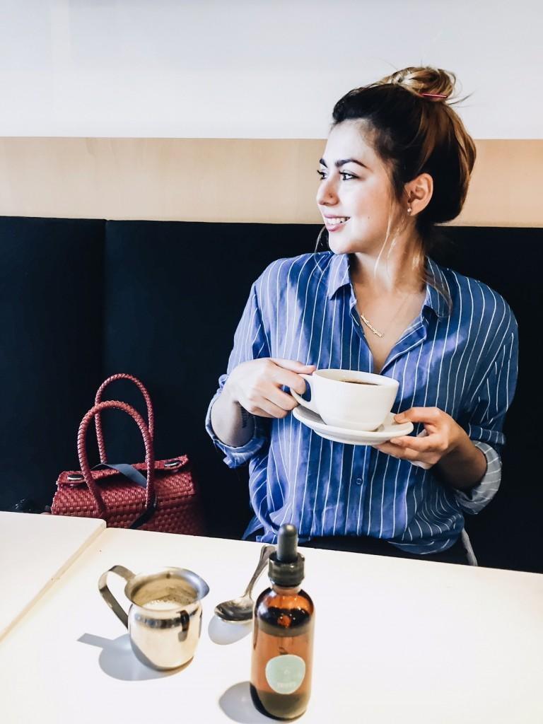 Anette Morgan Vegan Mexican Blogger Trust spgg San Pedro Restaurant Week