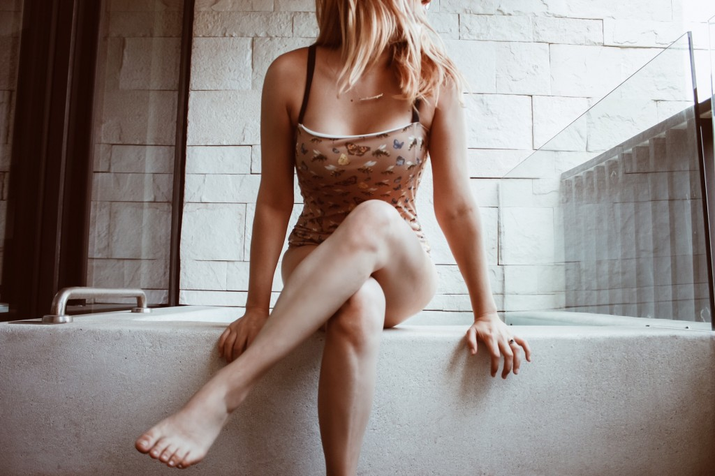 Anette Morgan Vegan Mexican Blogger Yoga Valeria Anastasia Swimwear