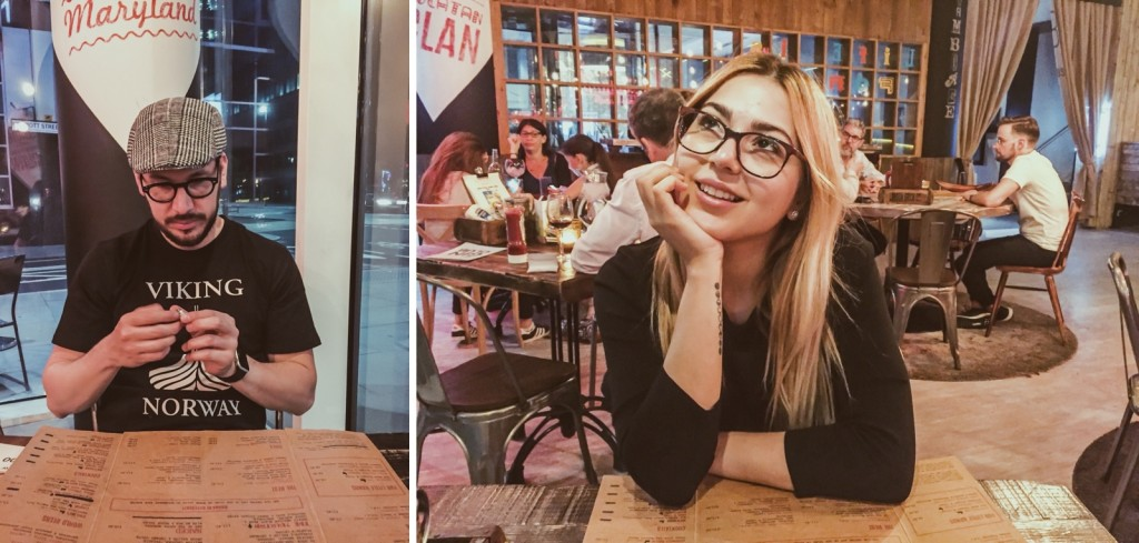 Anette Morgan Vegan Mexican Blogger London Honeymoon Style