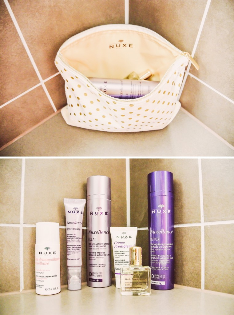 Anette Morgan Vegan Mexican Blogger NUXE France Skin Care Essentials 1