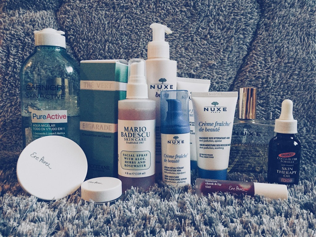 Anette Morgan Vegan Health Wellness Blog Beauty Skin Essentials