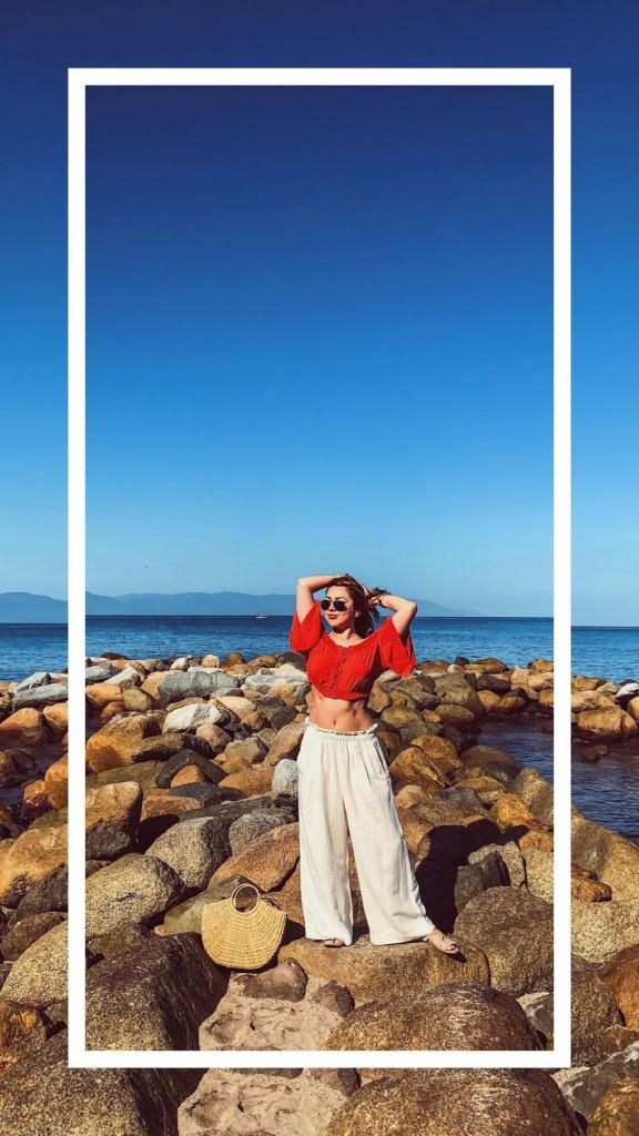 Anette Morgan Wellness & Lifestyle Blog Puerto Vallarta OOTD beach oysho zara 3