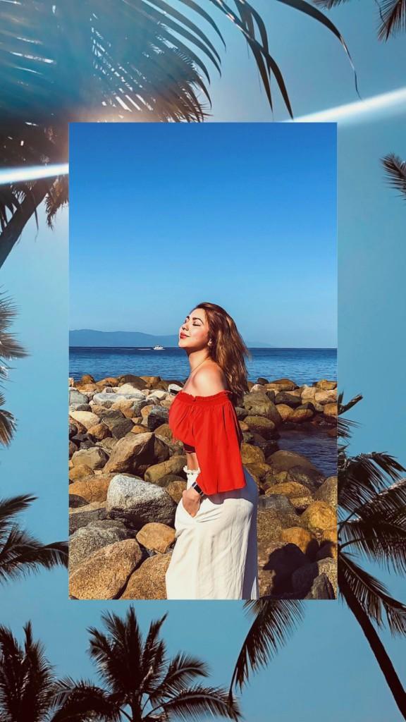 Anette Morgan Wellness & Lifestyle Blog Puerto Vallarta OOTD beach oysho zara 5