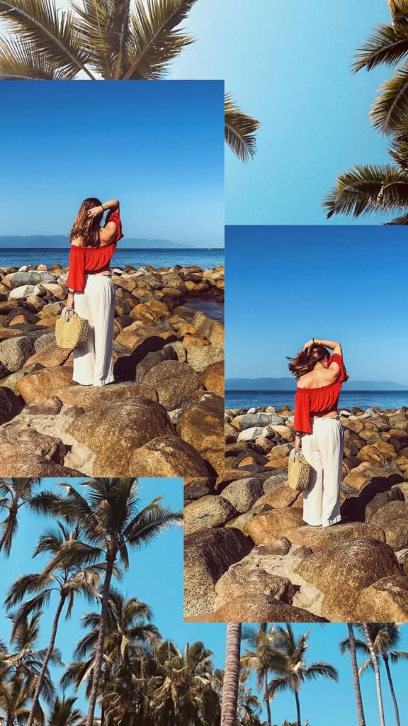 Anette Morgan Wellness & Lifestyle Blog Puerto Vallarta OOTD beach oysho zara 6