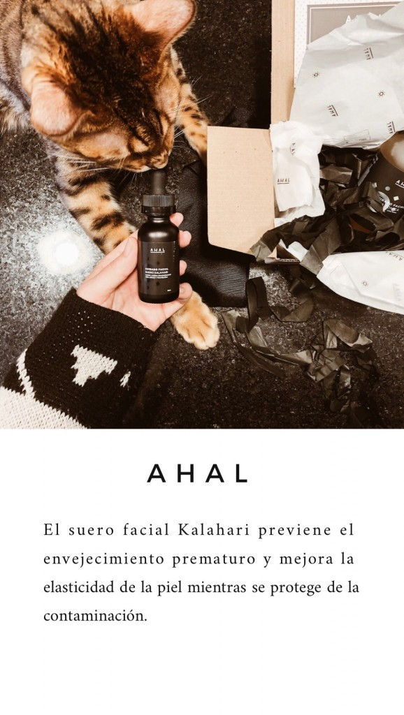 Anette Morgan Wellness Lifestyle Blog Ahal Skincare beauty 4