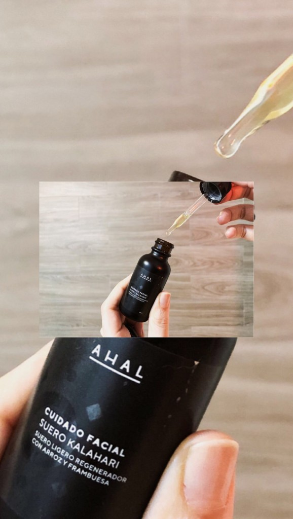 Anette Morgan Wellness Lifestyle Blog Ahal Skincare beauty 8