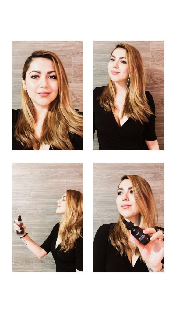 Anette Morgan Wellness Lifestyle Blog Ahal Skincare beauty 9