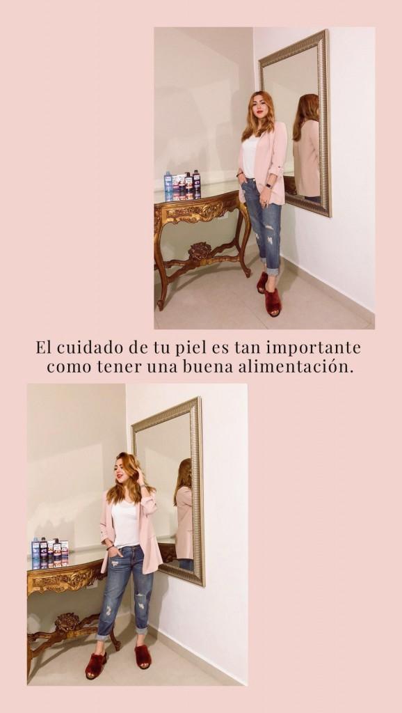 Anette Morgan Wellness Lifestyle Blog Skincare Agua Micelar 1