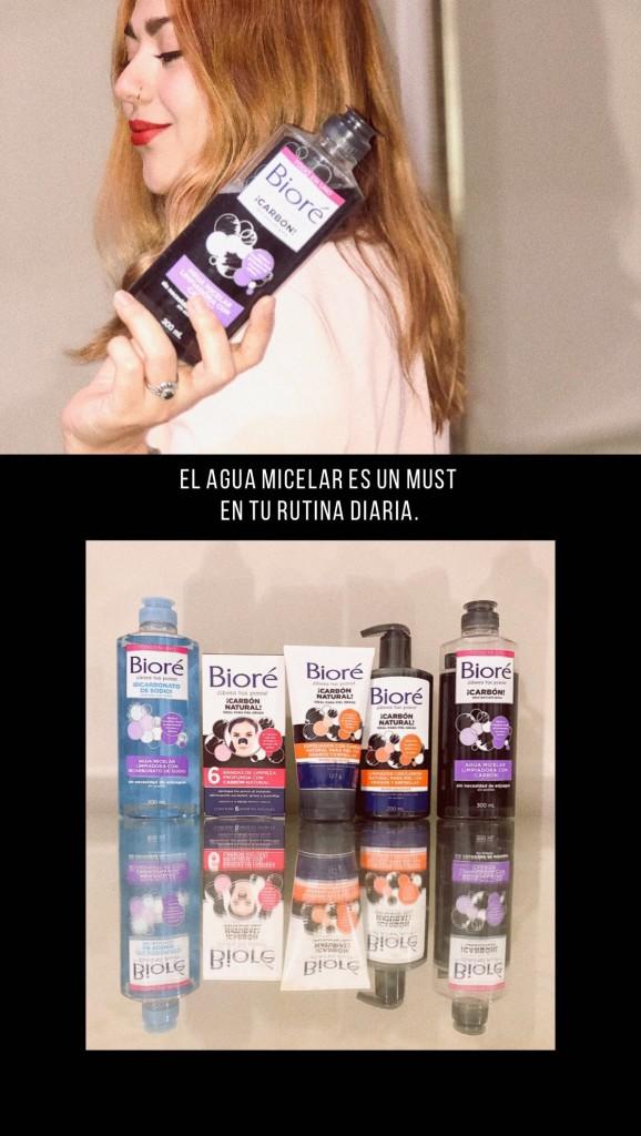 Anette Morgan Wellness Lifestyle Blog Skincare Agua Micelar 3