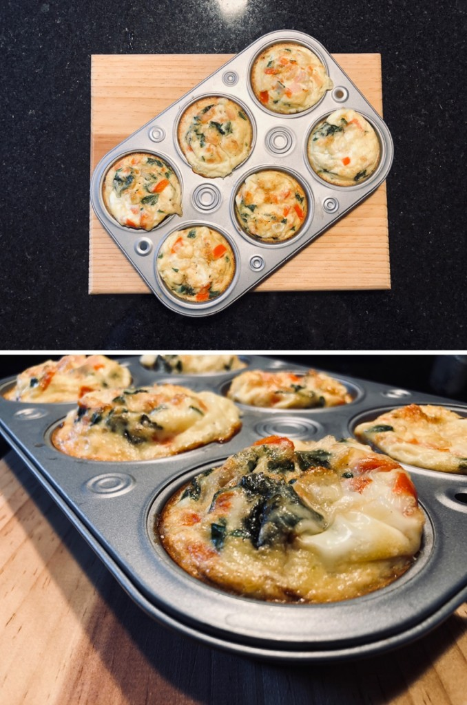 ANETTE MORGAN WELLNESS KETO EGG MUFFINS 7