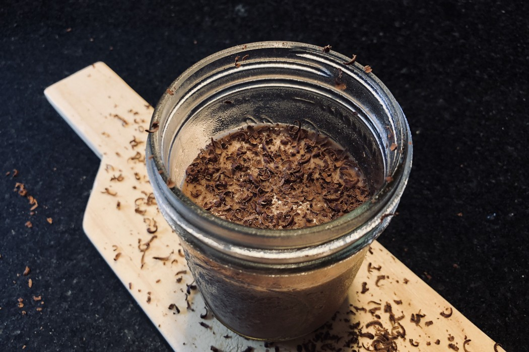 ANETTE MORGAN WELLNESS LIFESTYLE KETO CHOCOLATE MOUSSE RECIPE LOW CARB 5