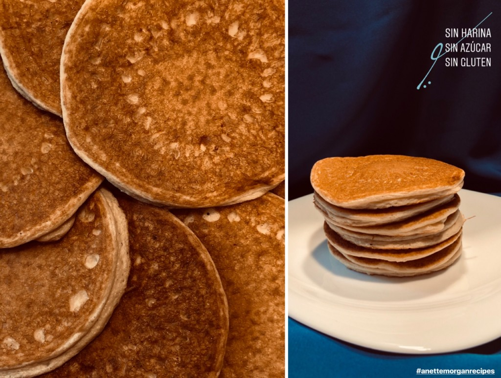 ANETTE MORGAN WELLNESS LIFESTYLE KETO LOW CARB PANCAKES RECIPE 2