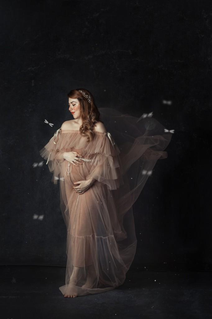 Anette Morgan Pregnancy Ander Sebastian Portrait 10