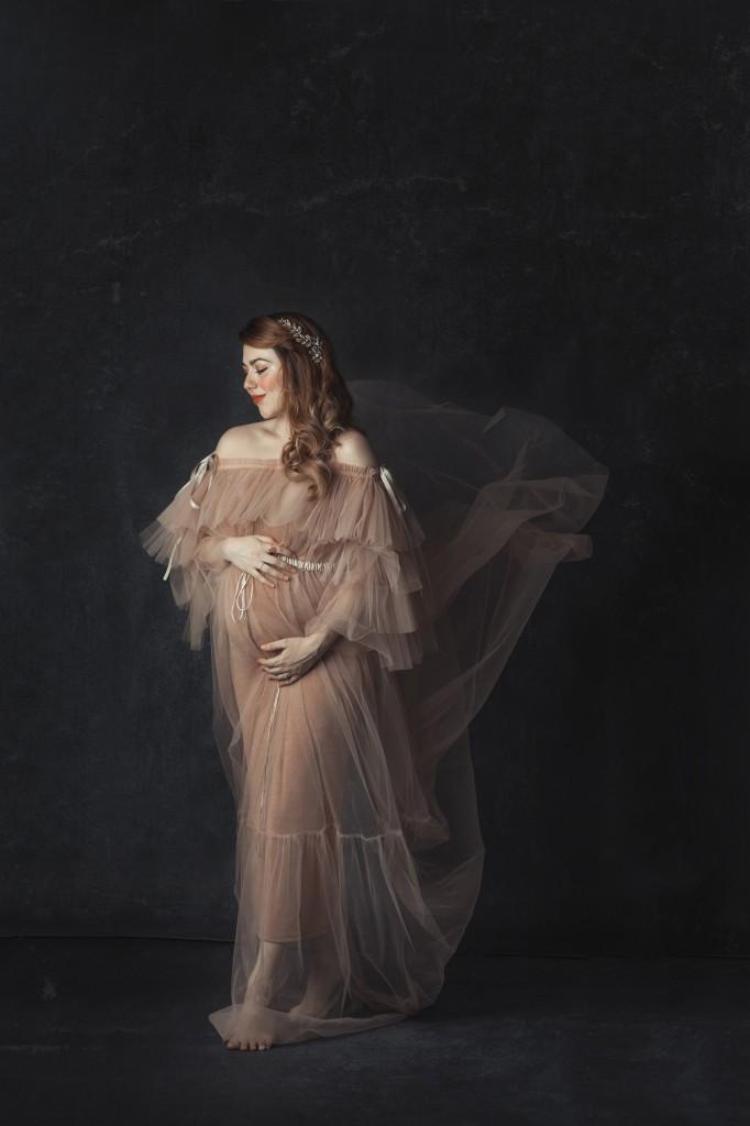 Anette Morgan Pregnancy Ander Sebastian Portrait 11