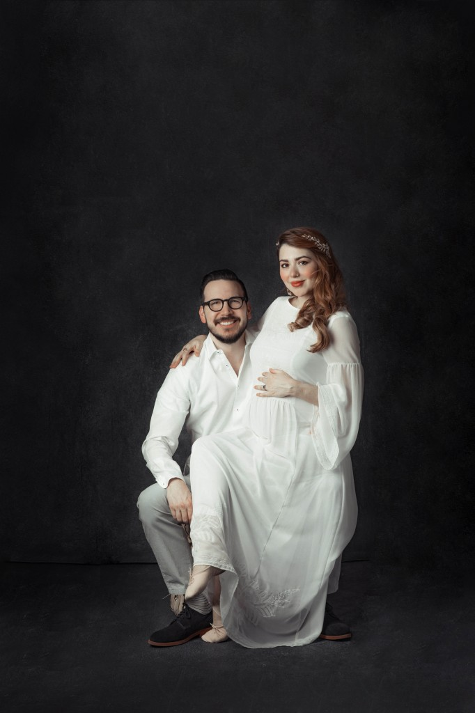 Anette Morgan Pregnancy Ander Sebastian Portrait 3
