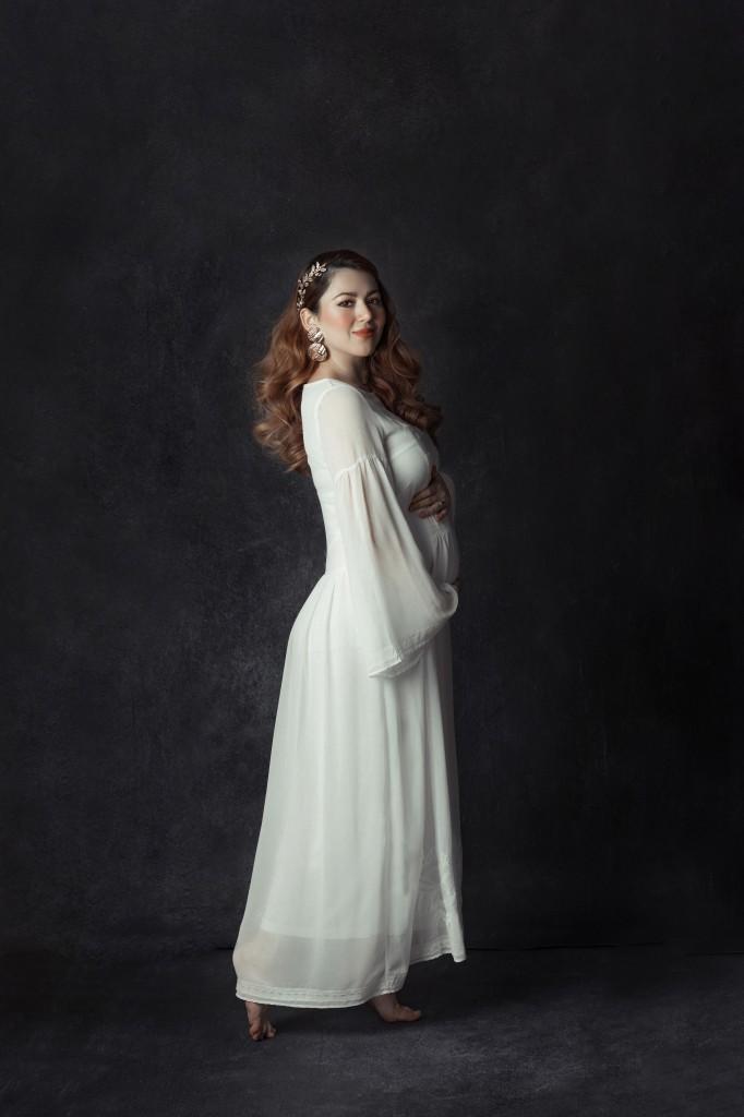 Anette Morgan Pregnancy Ander Sebastian Portrait 4