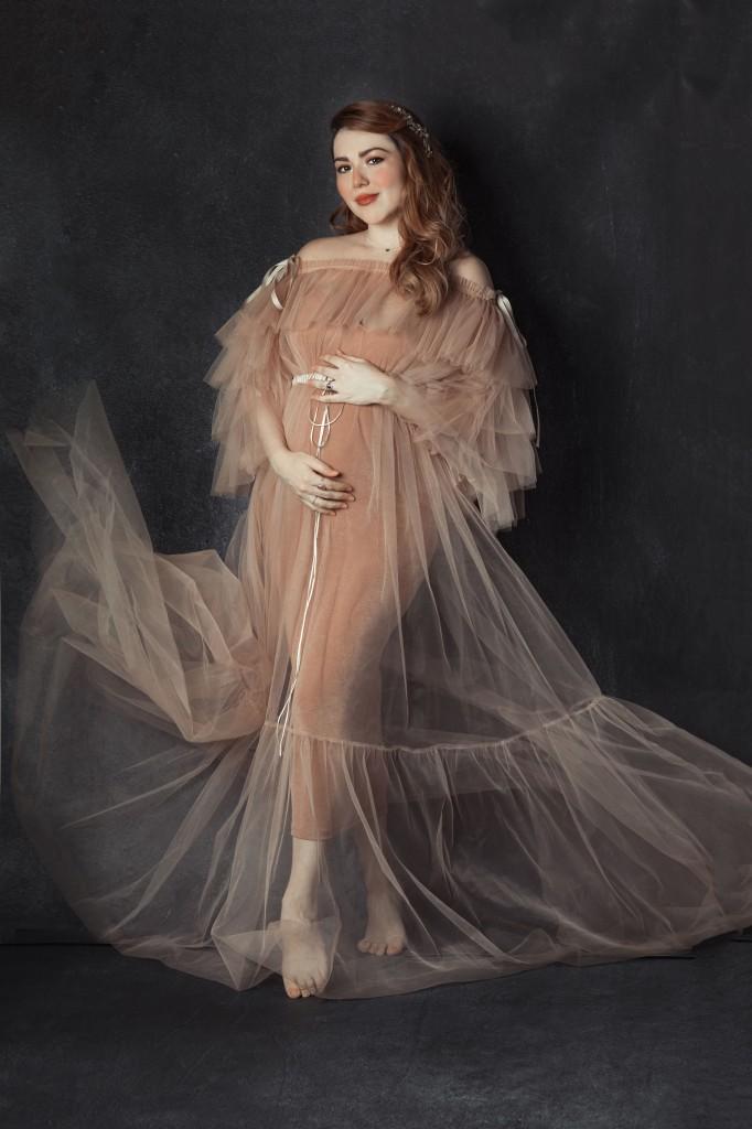 Anette Morgan Pregnancy Ander Sebastian Portrait 6