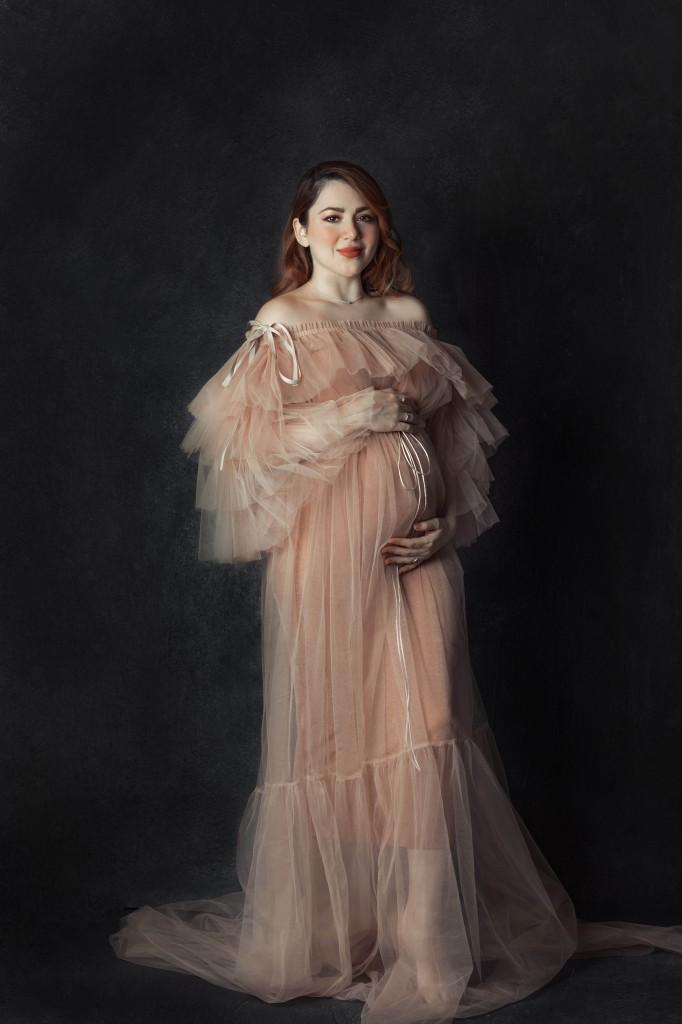 Anette Morgan Pregnancy Ander Sebastian Portrait 8
